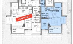 3.5 Zimmerwohnung Wohnung 1.2 | Residenz Zentaur in Eglisau