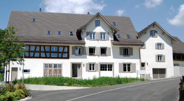 """4.5 Zimmer Maisonettewohnung """"Wohnüberbauung Untere Mühle"""" Rafz"""