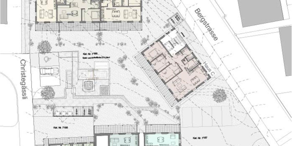 3.5 Zimmerwohnung Haus D Wohnung 1.1 – Märktgass Rafz