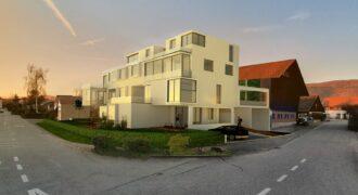 4.5 Zimmer Attikawohnung, Wohnung 3.1, MFH Hinterdorfstrasse 19, Aarau-Rohr