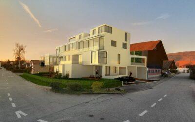 Verkaufsstart Hinterdorfstr. 19 in Aarau Rohr