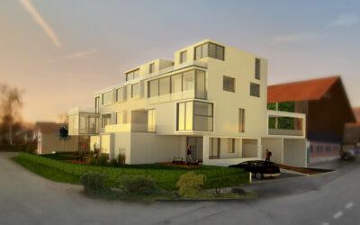 Baubewilligung liegt vor! | Exklusives Wohneigentum nahe am Auenschutzpark