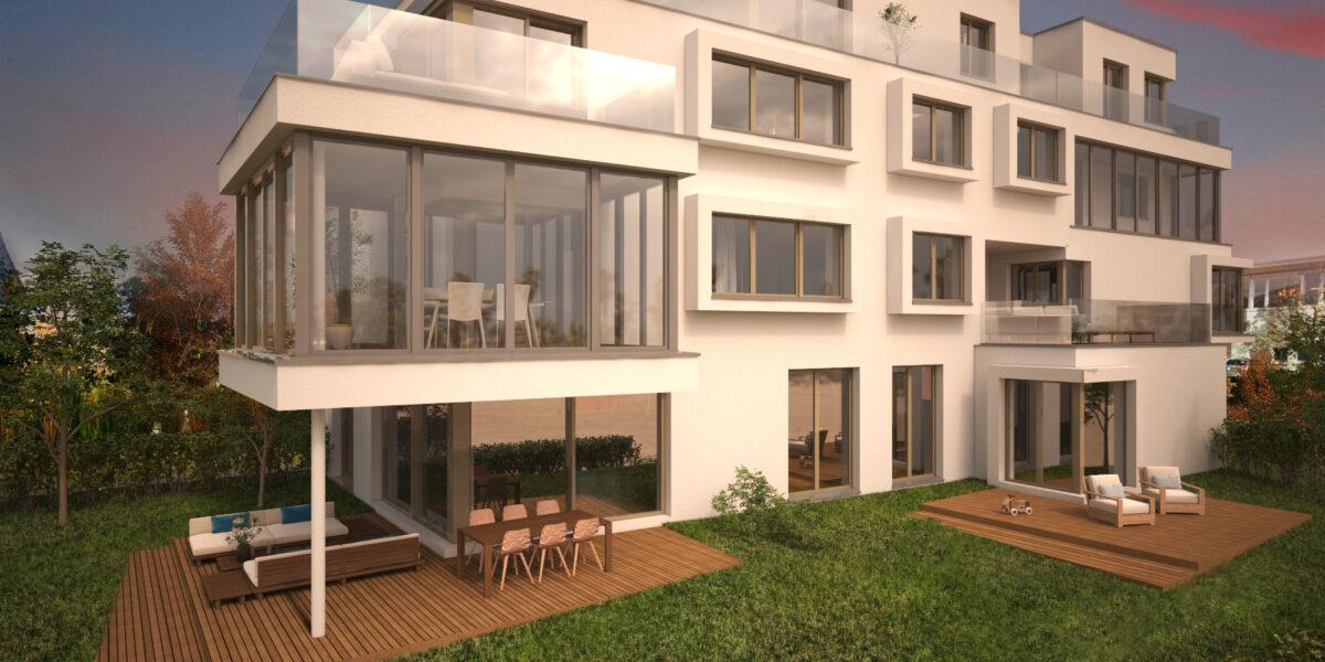 3.5 Zimmerwohnung 1.1 | Haus Zentaurus, Aarau-Rohr